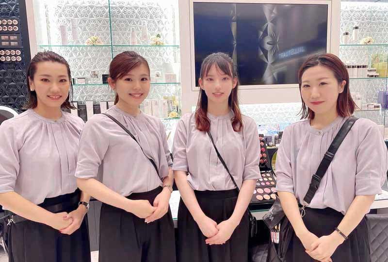 ゆめタウン徳島店のスタッフ